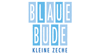 Blaue Bude Logo Footer